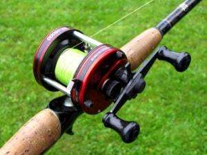 baitcasting reel round profile