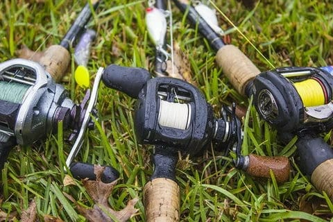 baitcasting reels buying guide