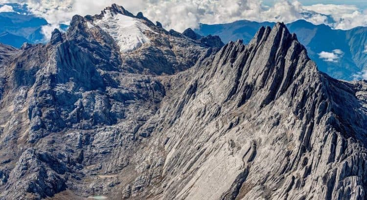 Mount Carstensz Pyramid featured