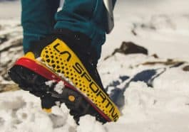 Mountain Climbing Boots