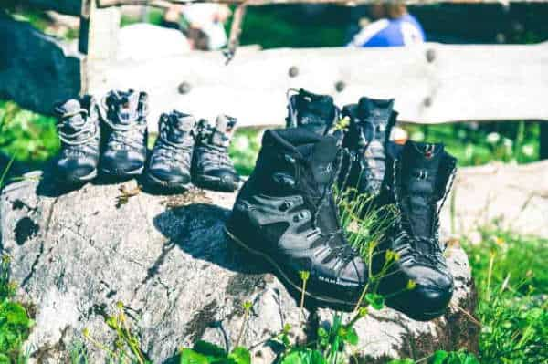 Mountaineering Boots Heavy or Light
