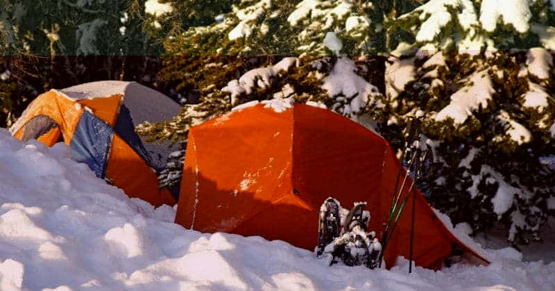 Winter Camping Tent