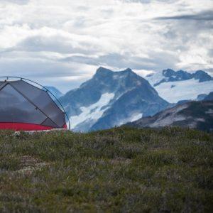 Mountain tents