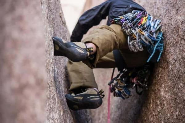 Rock Climbing Shoes Types
